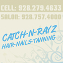 Catch N Rays Business Cards..