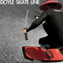 Ryan Doyle Pro Model Wakeskate.