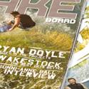 Gatorboards Ad layout. SBC Magazine.